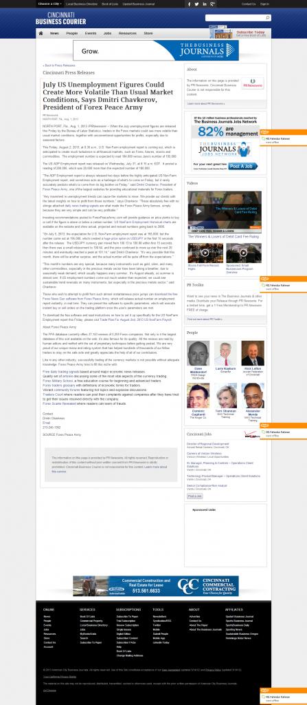 Dmitri Chavkerov _Cincinnati Business Courier 2