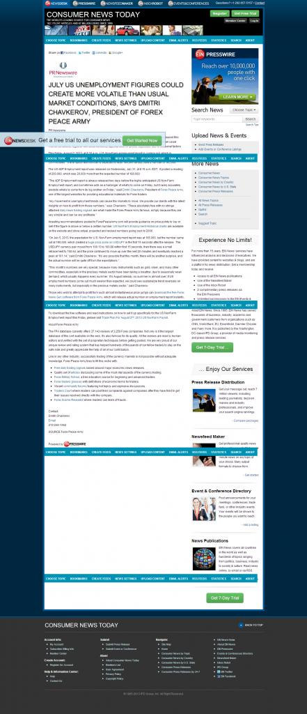 Dmitri Chavkerov _Consumer News Today 2