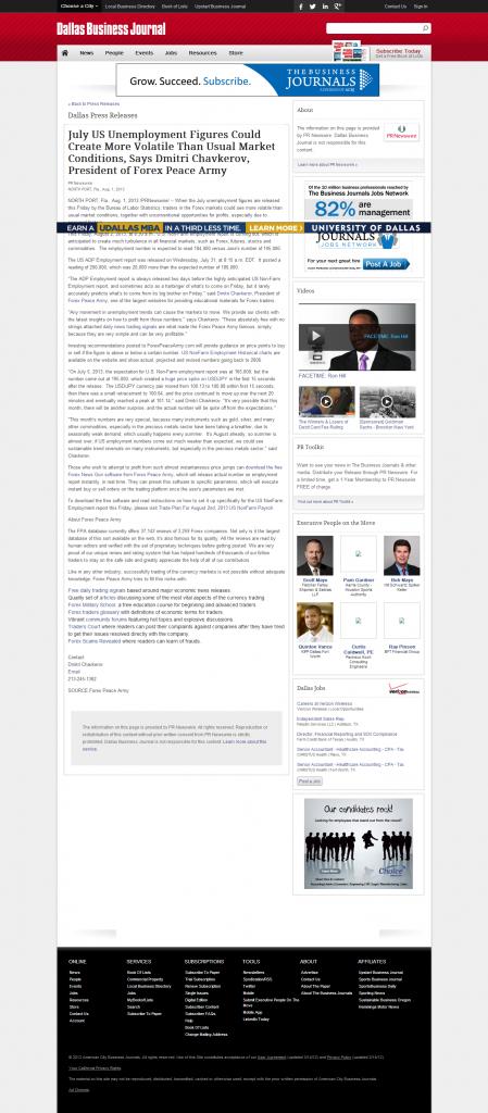 Dmitri Chavkerov _Dallas Business Journal 2