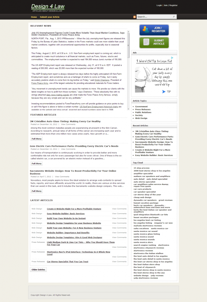 Dmitri Chavkerov _Design 4 Law – Articles About Design And Law 2