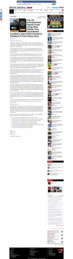 Dmitri Chavkerov _Digital Journal 2