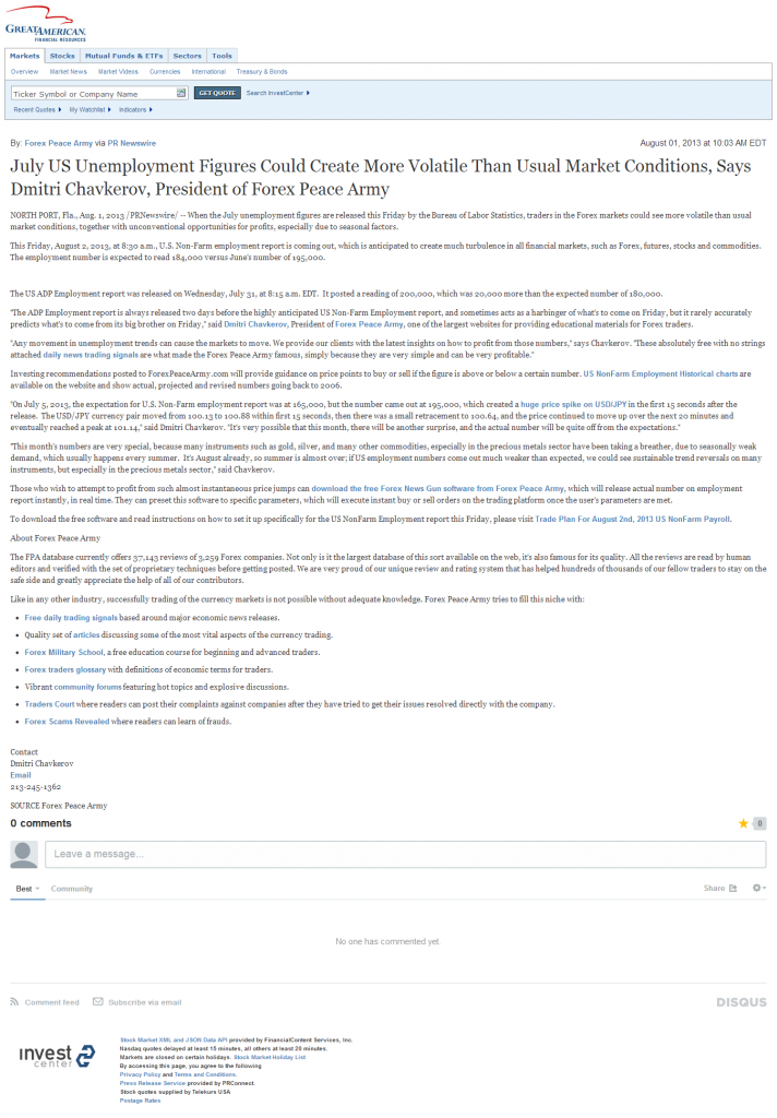 Dmitri Chavkerov _Great American Financial Resources 2