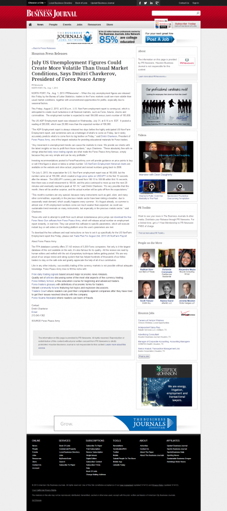 Dmitri Chavkerov _Houston Business Journal 2