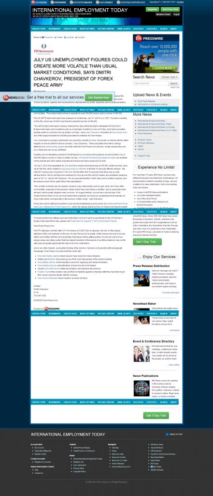 Dmitri Chavkerov _International Employment Today 2