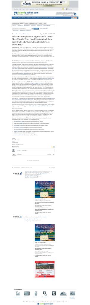 Dmitri Chavkerov _Island Packet (Bluffton, SC) 2