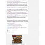 Forex Peace Army | US Unemployment Press Release in KALB-TV CBS-2 NBC-5 (Alexandria, LA)