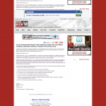 Forex Peace Army   US Unemployment Press Release in KION CBS-46 (Salinas, CA)