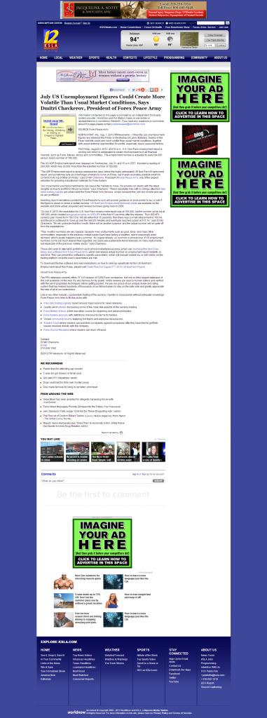 Dmitri Chavkerov _KSLA CBS-12 (Shreveport, LA) 2