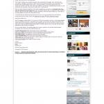 Forex Peace Army   US Unemployment Press Release in La Mega 97.9 FM