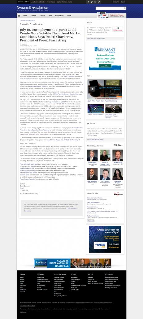 Dmitri Chavkerov _Nashville Business Journal 2
