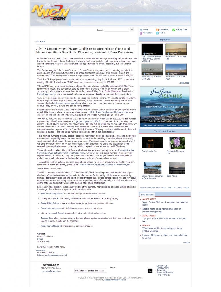 Dmitri Chavkerov _NorthWest Cable News (Seattle, WA) 2