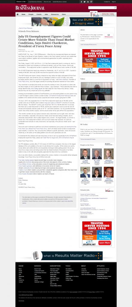 Dmitri Chavkerov _Orlando Business Journal 2