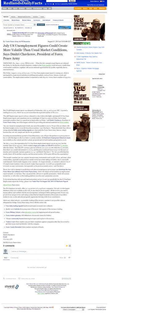 Dmitri Chavkerov _Redlands Daily Facts (Redlands, CA) 2