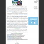 Forex Peace Army   US Unemployment Press Release in Ruidoso News (Ruidoso, NM)