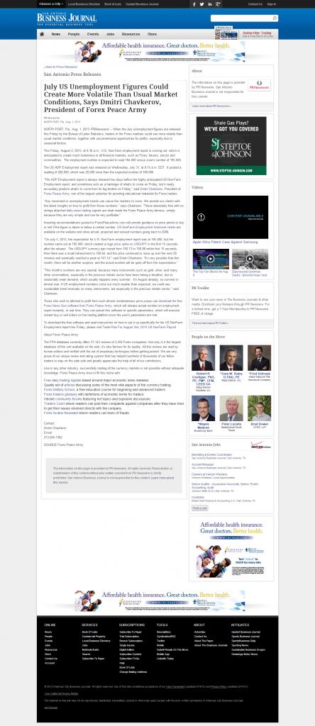 Dmitri Chavkerov _San Antonio Business Journal 2