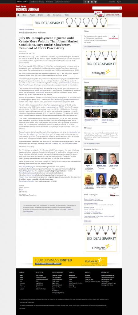 Dmitri Chavkerov _South Florida Business Journal 2