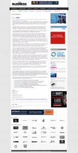 Forex Peace Army _Talk Business Magazine 2