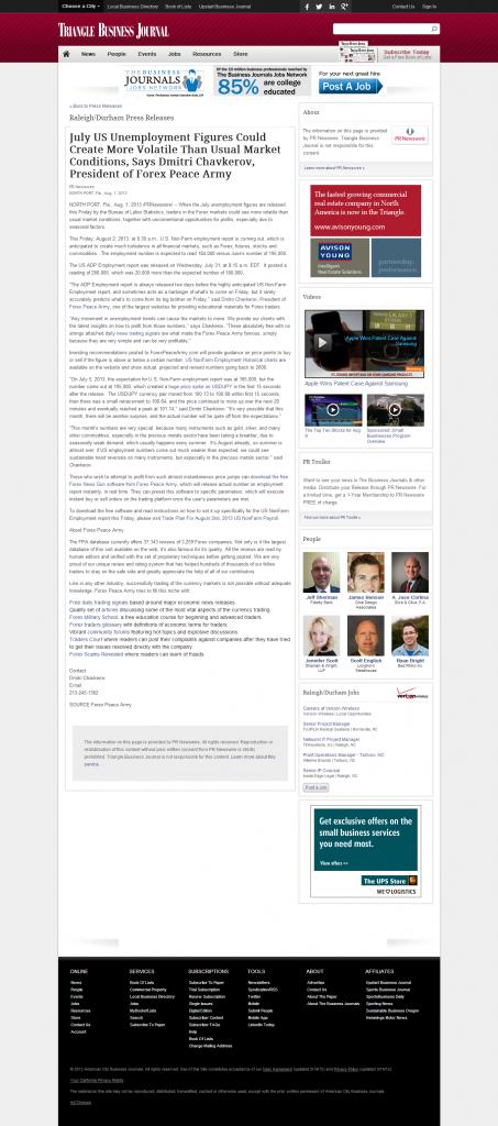 Dmitri Chavkerov _Triangle Business Journal 2