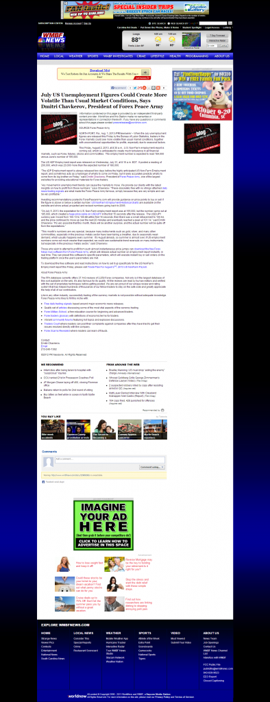 Dmitri Chavkerov _WMBF NBC-32 (Myrtle Beach, SC) 2