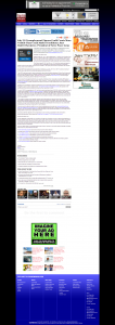 Forex Peace Army _WTOL CBS-11 (Toledo, OH) 2