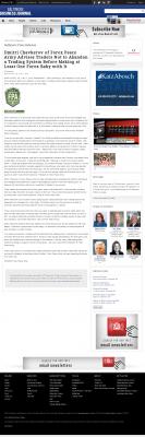 Dmitri Chavkerov -  Baltimore Business Journal - Forex Baby Abortion