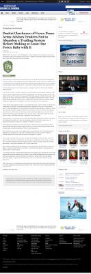 Dmitri Chavkerov -  Birmingham Business Journal - Forex Baby Abortion