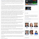 Dmitri Chavkerov Thoughs on Healthy Forex Babies in Chicago Business News