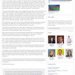 Dmitri Chavkerov Thoughs on Healthy Forex Babies in Cincinnati Business Courier