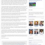 Dmitri Chavkerov Thoughs on Healthy Forex Babies in Dayton Business Journal