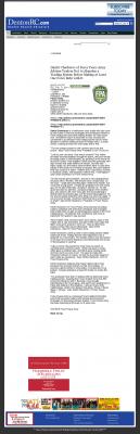 Dmitri Chavkerov -  Denton Record-Chronicle - Forex Baby Abortion