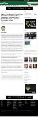 Dmitri Chavkerov -  Denver Business Journal - Forex Baby Abortion