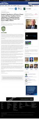 Dmitri Chavkerov -  Jacksonville Business Journal - Forex Baby Abortion