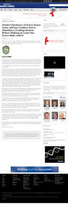Dmitri Chavkerov -  Nashville Business Journal - Forex Baby Abortion