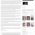 Dmitri Chavkerov Thoughs on Healthy Forex Babies in Nashville Business Journal