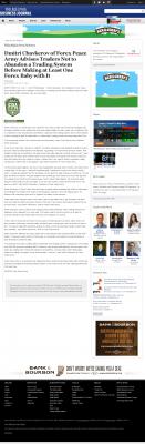 Dmitri Chavkerov -  Philadelphia Business Journal - Forex Baby Abortion