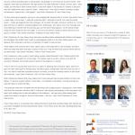 Dmitri Chavkerov Thoughs on Healthy Forex Babies in Philadelphia Business Journal