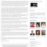 Dmitri Chavkerov Thoughs on Healthy Forex Babies in Sacramento Business Journal